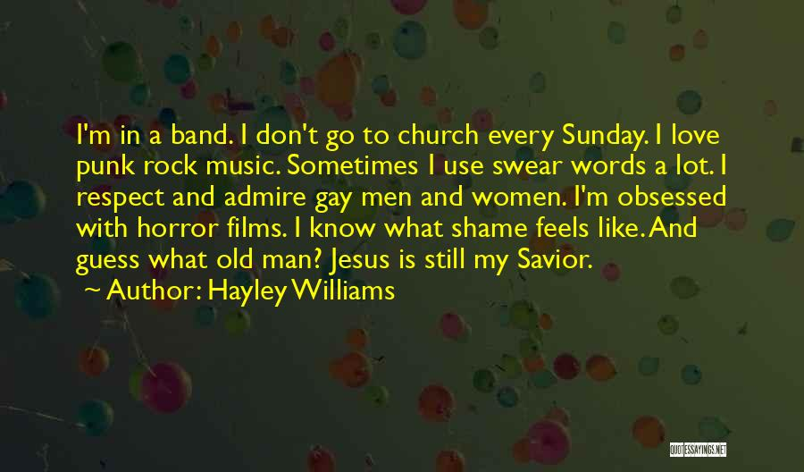 Obsessed Love Quotes By Hayley Williams