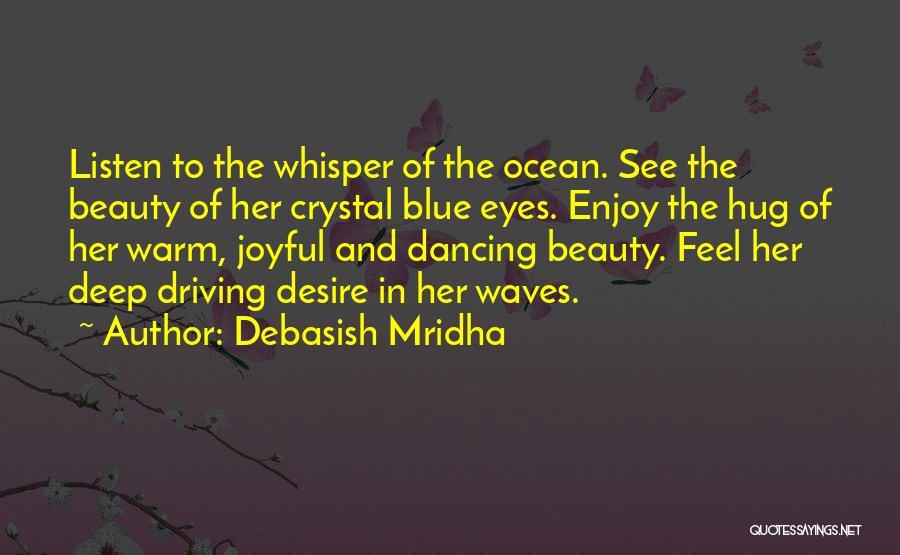 Top 38 Ocean Blue Eyes Quotes & Sayings