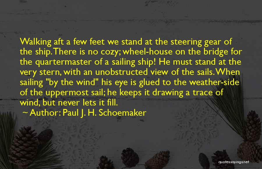 Ocean Views Quotes By Paul J. H. Schoemaker