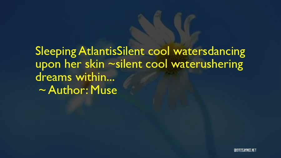 Ocean Water Quotes By Muse