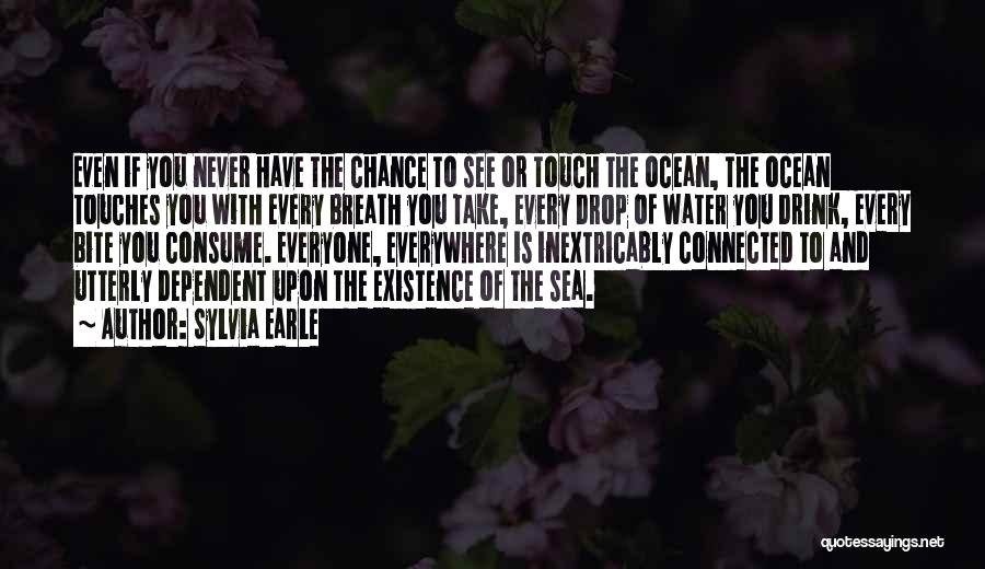 Ocean Water Quotes By Sylvia Earle