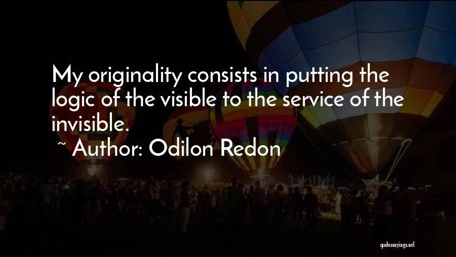 Odilon Redon Quotes 1323930