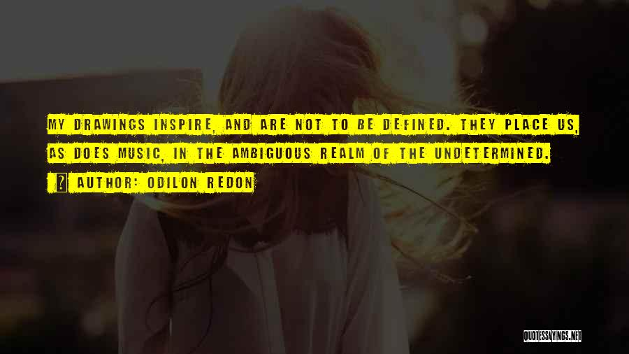 Odilon Redon Quotes 168363