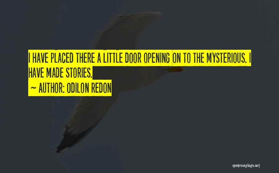 Odilon Redon Quotes 1906521