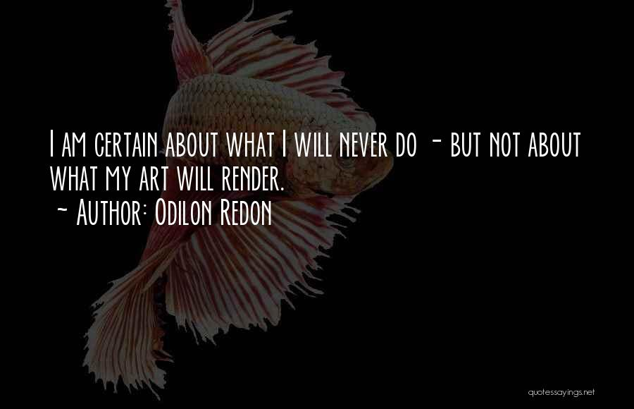 Odilon Redon Quotes 380550