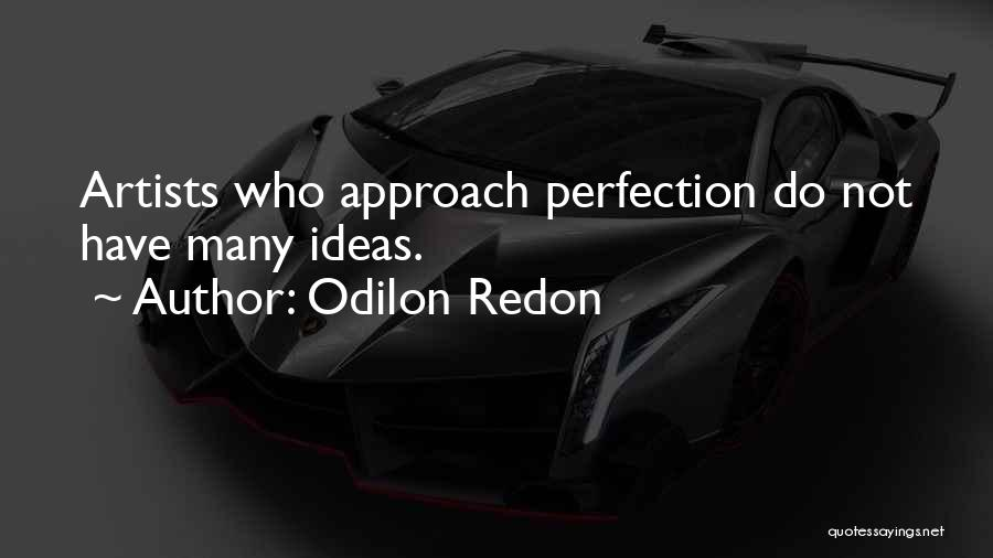 Odilon Redon Quotes 776114