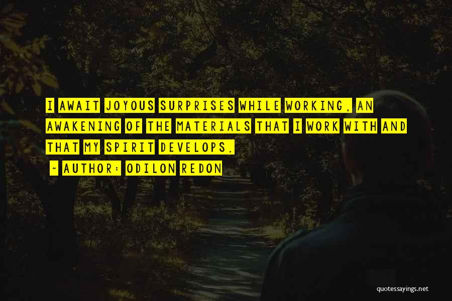 Odilon Redon Quotes 908539