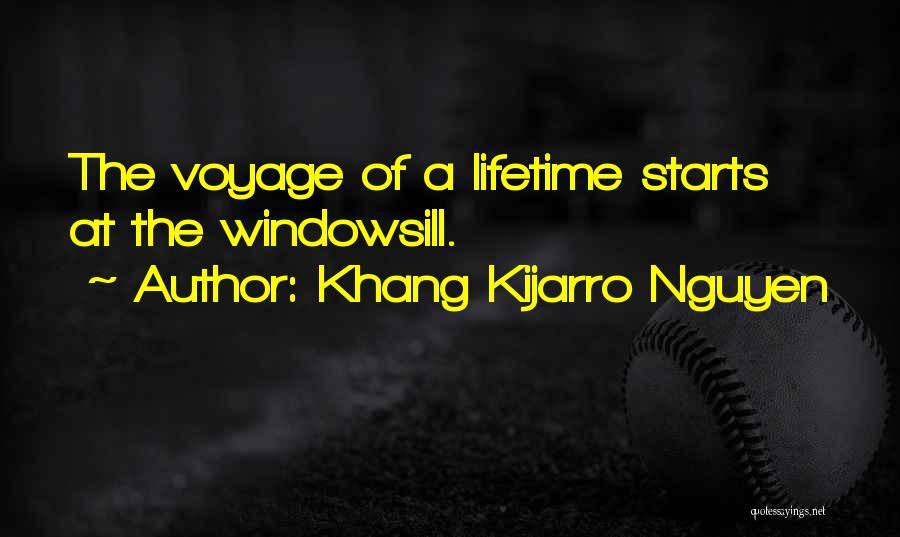 Odyssey Quotes By Khang Kijarro Nguyen
