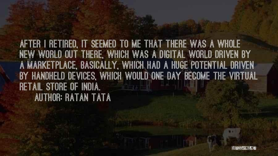 Of The Day Quotes By Ratan Tata