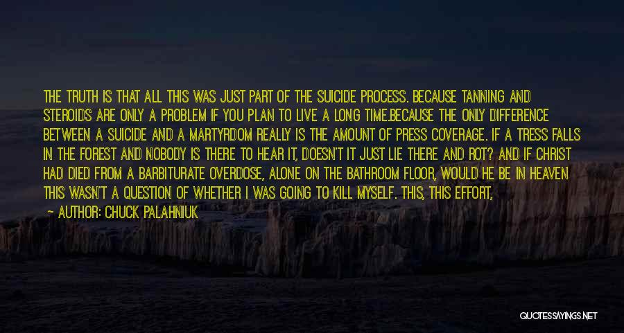 Off To Nowhere Quotes By Chuck Palahniuk