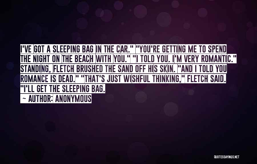 Off To The Beach Quotes By Anonymous