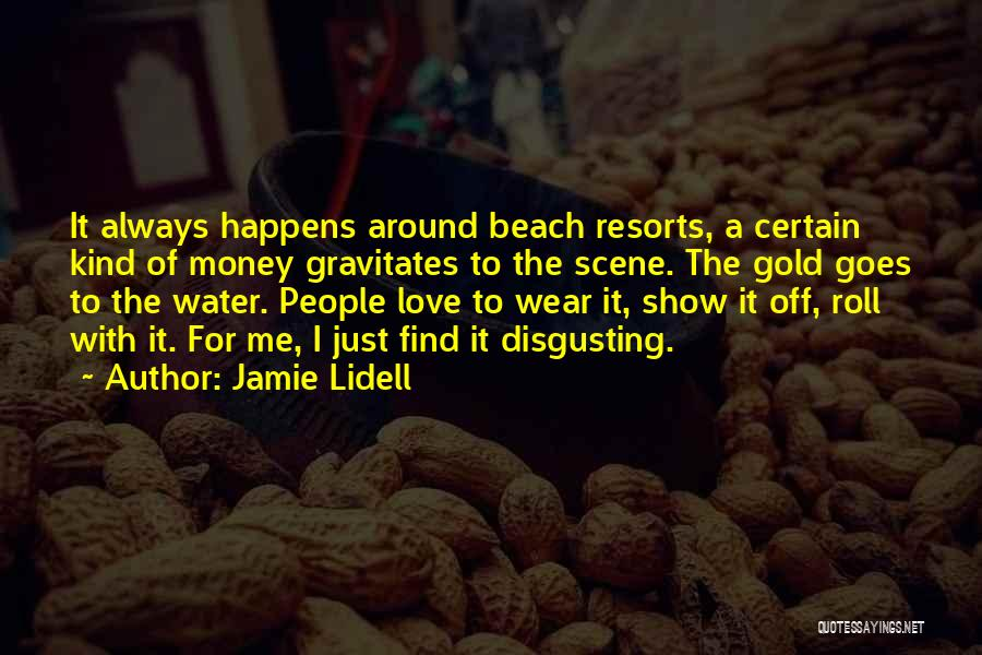Off To The Beach Quotes By Jamie Lidell