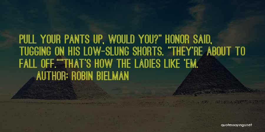 Off To The Beach Quotes By Robin Bielman
