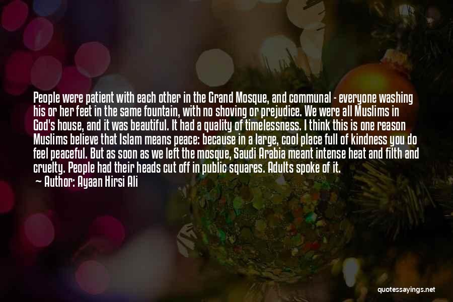 Off With Their Heads Quotes By Ayaan Hirsi Ali