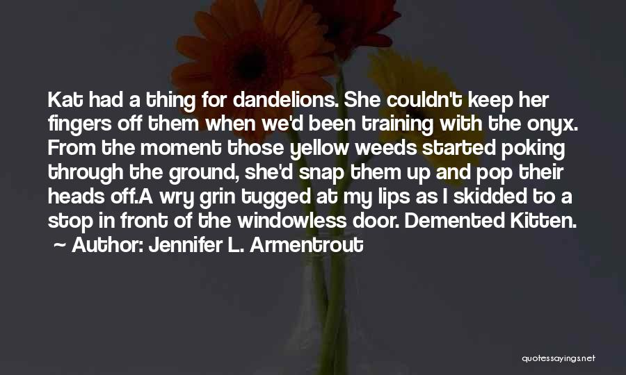 Off With Their Heads Quotes By Jennifer L. Armentrout