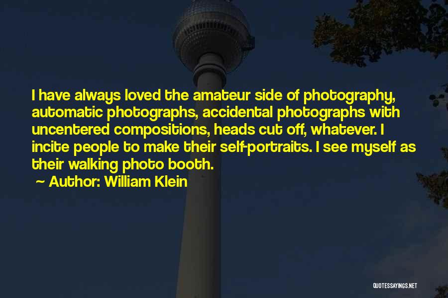 Off With Their Heads Quotes By William Klein