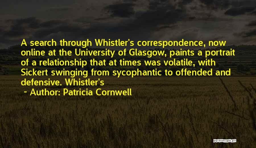 Offended Quotes By Patricia Cornwell