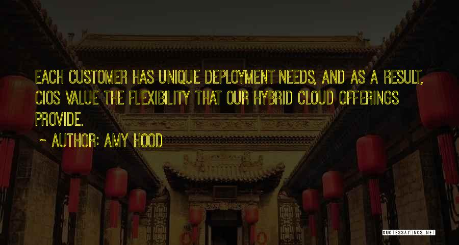 Offerings Quotes By Amy Hood