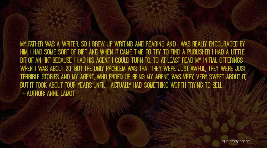 Offerings Quotes By Anne Lamott