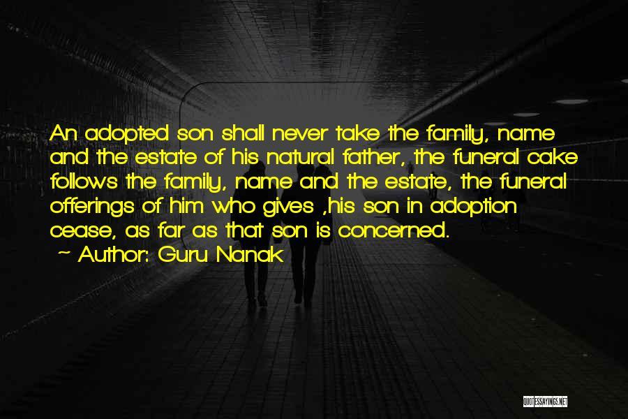 Offerings Quotes By Guru Nanak