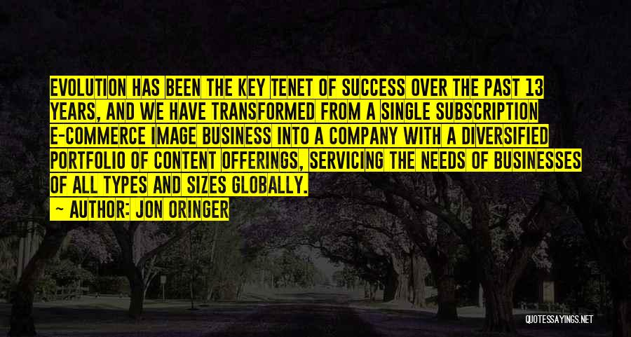 Offerings Quotes By Jon Oringer