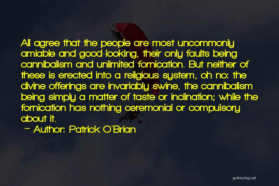 Offerings Quotes By Patrick O'Brian
