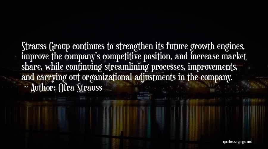 Ofra Strauss Quotes 114794