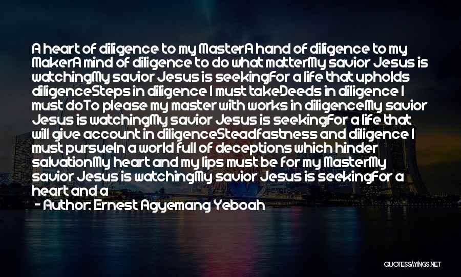 Oksana Rus Quotes By Ernest Agyemang Yeboah