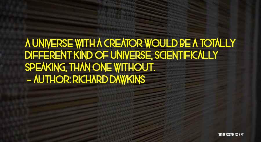 Oksana Rus Quotes By Richard Dawkins