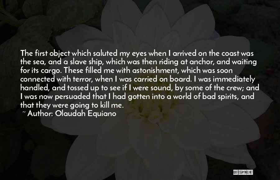 Olaudah Equiano Quotes 1201695
