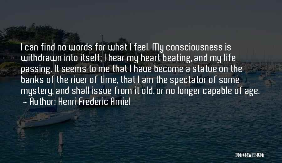 Old Age And Time Quotes By Henri Frederic Amiel