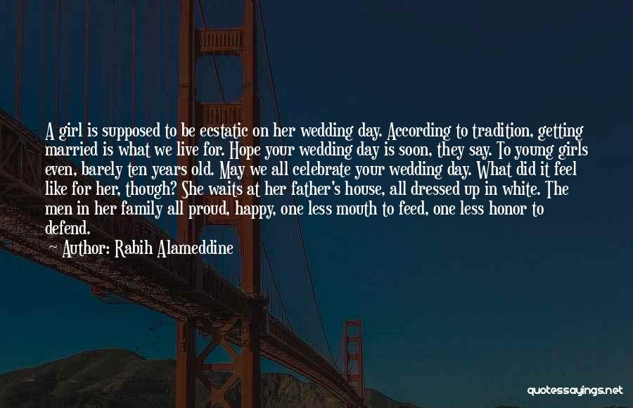 Old Father Quotes By Rabih Alameddine
