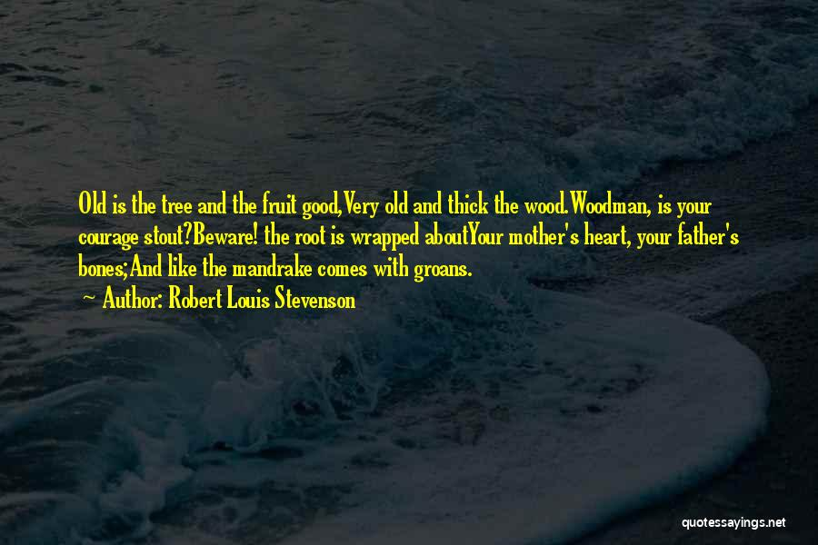 Old Father Quotes By Robert Louis Stevenson