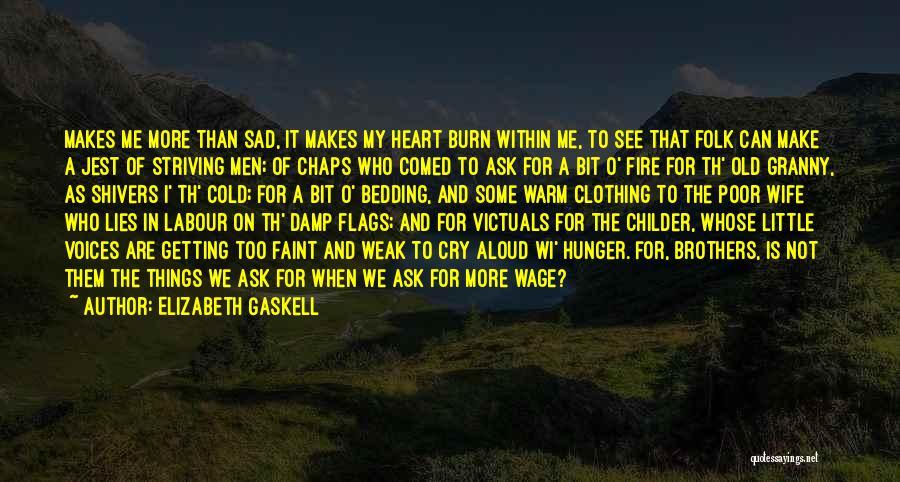Old Folk Quotes By Elizabeth Gaskell