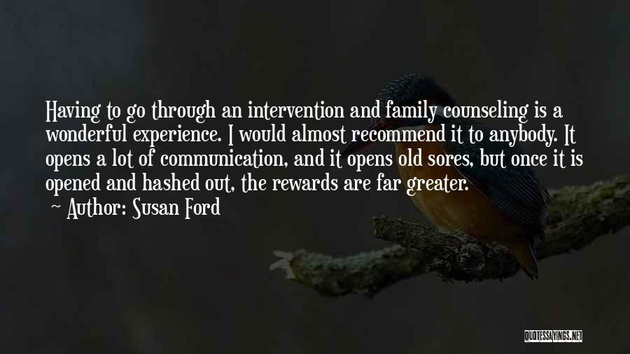 Old Ford Quotes By Susan Ford