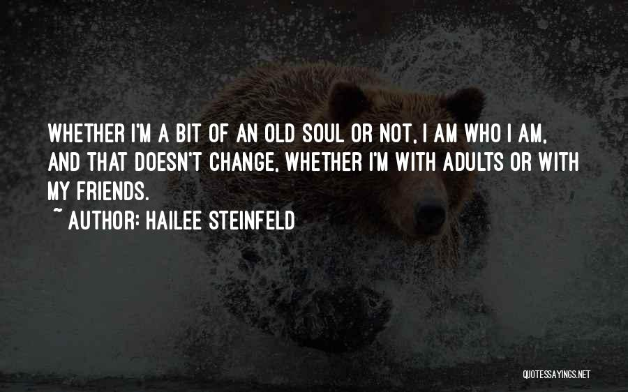 Top 17 Old Soul Friends Quotes & Sayings