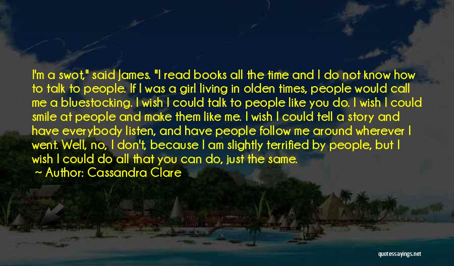 Olden Quotes By Cassandra Clare