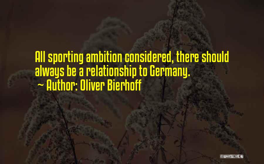 Oliver Bierhoff Quotes 1846903