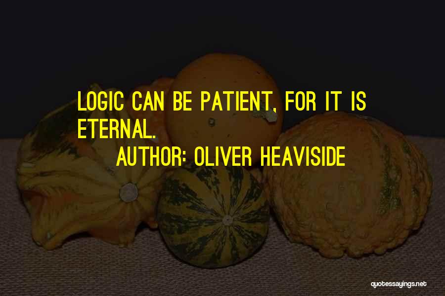 Oliver Heaviside Quotes 1650227