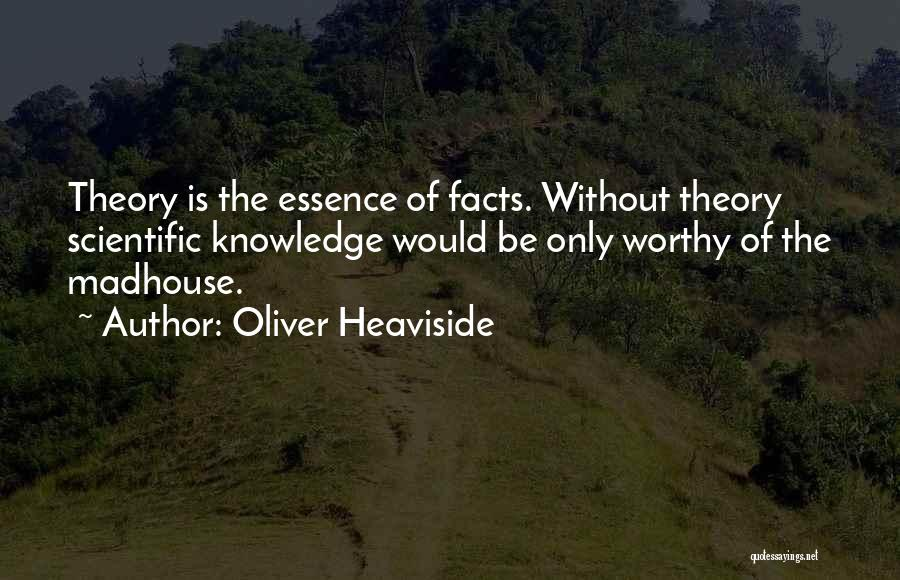 Oliver Heaviside Quotes 1950008