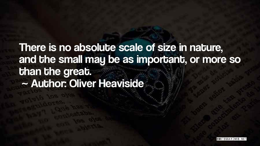 Oliver Heaviside Quotes 292072