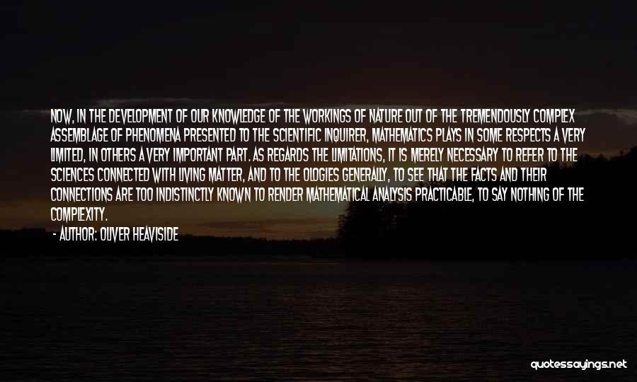 Oliver Heaviside Quotes 363544