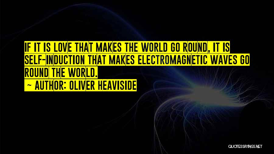 Oliver Heaviside Quotes 820493