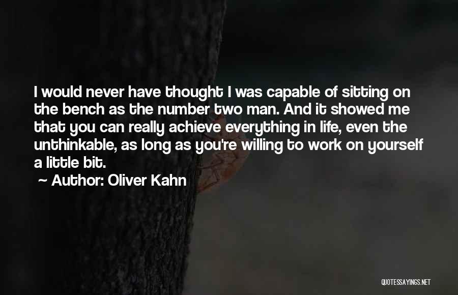 Oliver Kahn Quotes 1207663