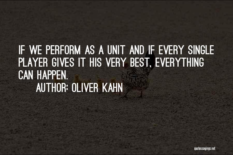 Oliver Kahn Quotes 2076417