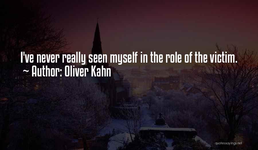 Oliver Kahn Quotes 242551