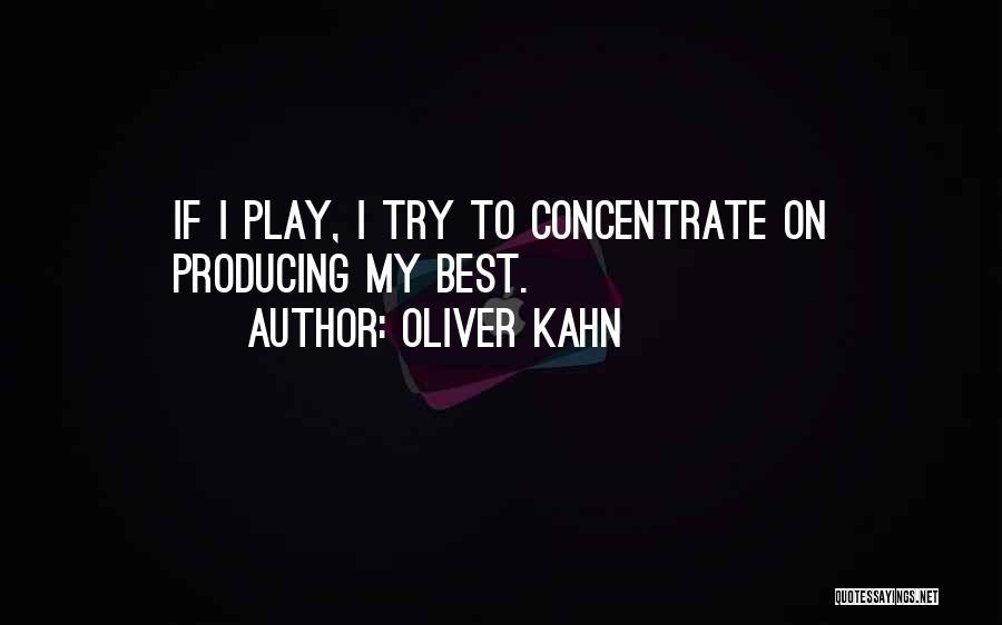 Oliver Kahn Quotes 588931