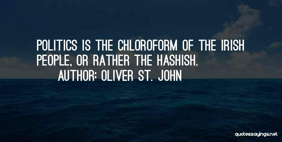Oliver St. John Quotes 1717173