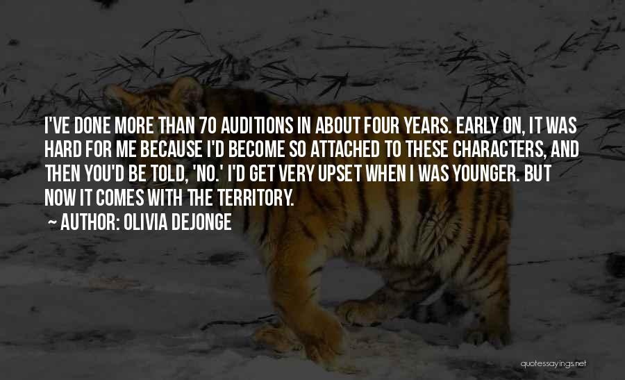 Olivia DeJonge Quotes 1065485