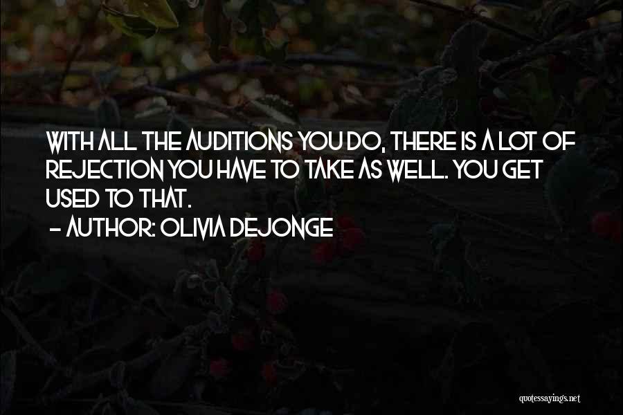 Olivia DeJonge Quotes 173595